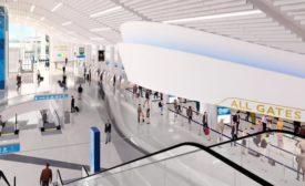 Charlotte-Douglas International Airport upgrades