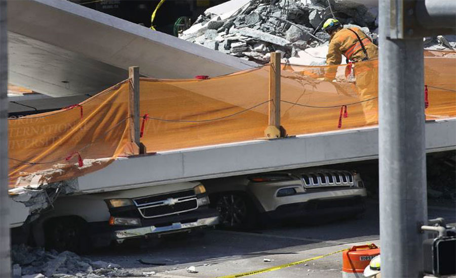 OSHA Investigation Slams FIGG for FIU Bridge Collapse