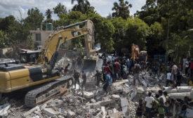 Haiti earthquake August 2021