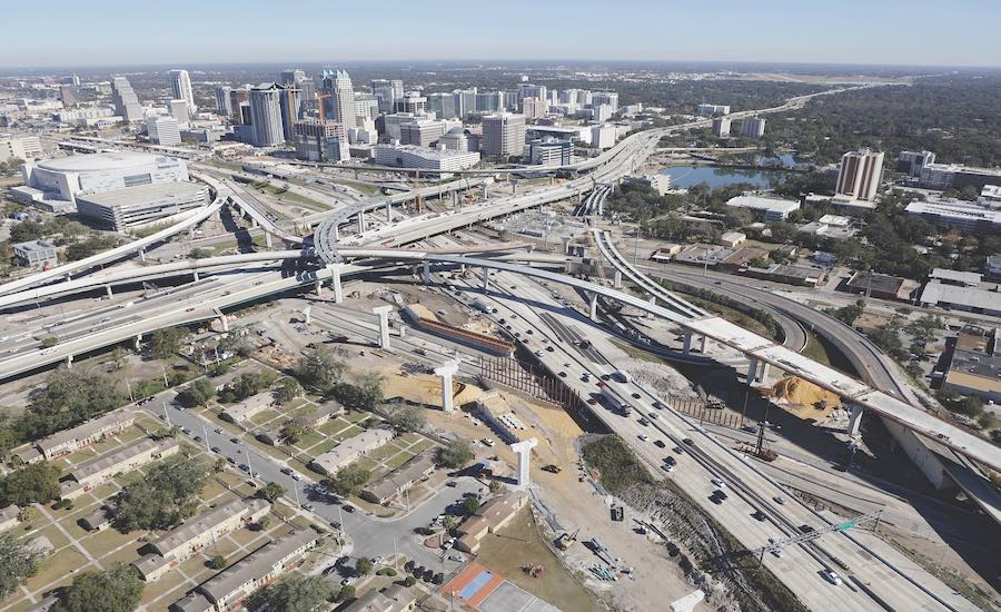 Contractor Leading Orlando's I-4 Ultimate Project Hit With $189K OSHA Fine
