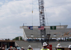 CSU Stadium Topping Out