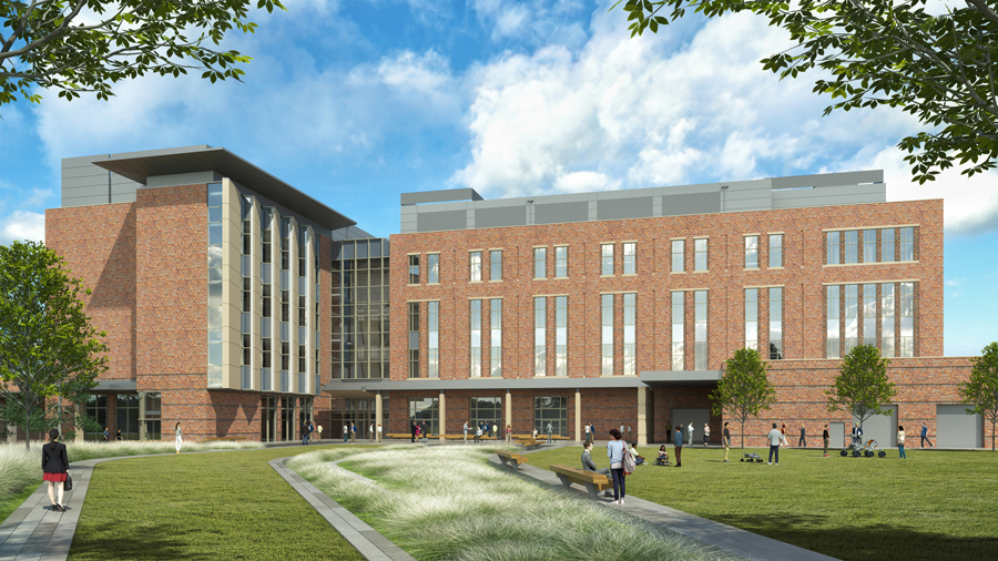 Aerospace Engineering Environment : University of colorado regents approve construction