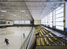 CU Boulder Rec Center Ice Rink