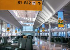 DIA Concourse Gate Expansion