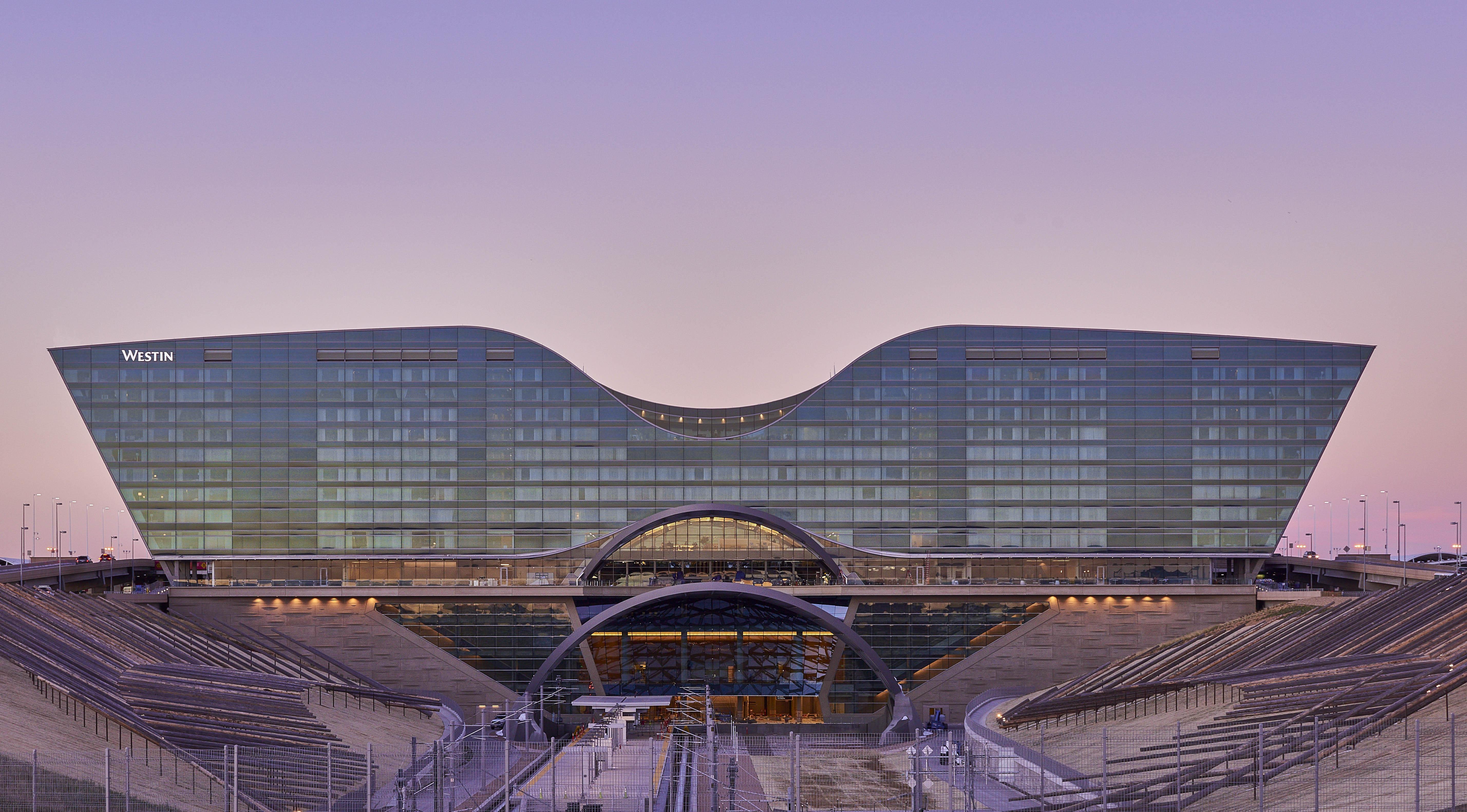 Westin Dia Hotel Earns Leed Platinum Status 2017 03 20 Enr
