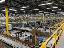 Layton Amazon Fulfillment Center
