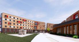 University of Utah Student Housing
