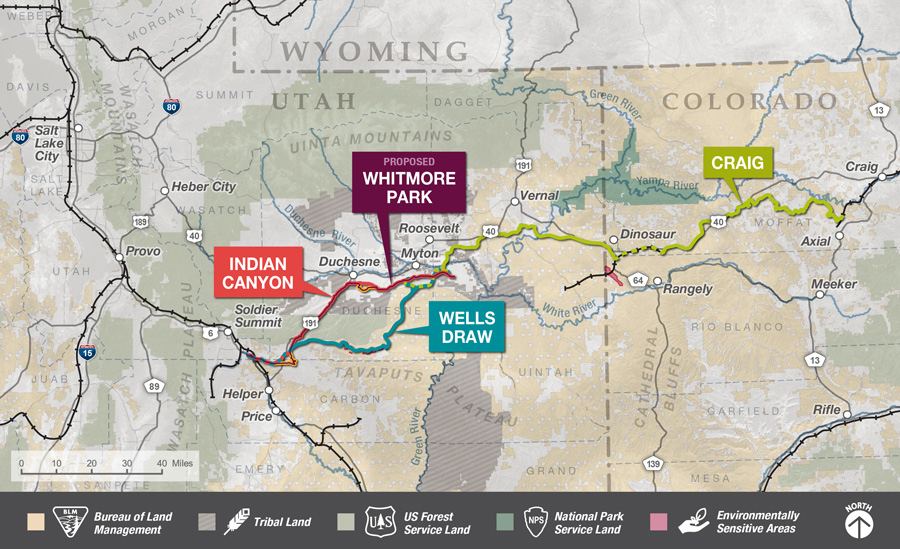 Long-Stalled $1.5B Utah Railroad Project Now On Right Track