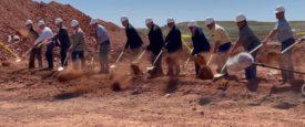 Wyoming Innovation Center Groundbreaking