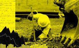 Construction workforce unemployment