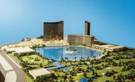 Conceptual Paradise Park Massing Model