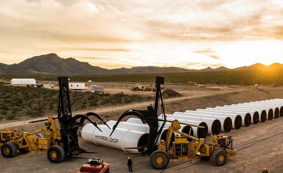 Hyperloop One's Successful Test Paves Way For Future Innovation