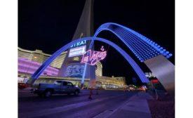 Las Vegas Boulevard Arches