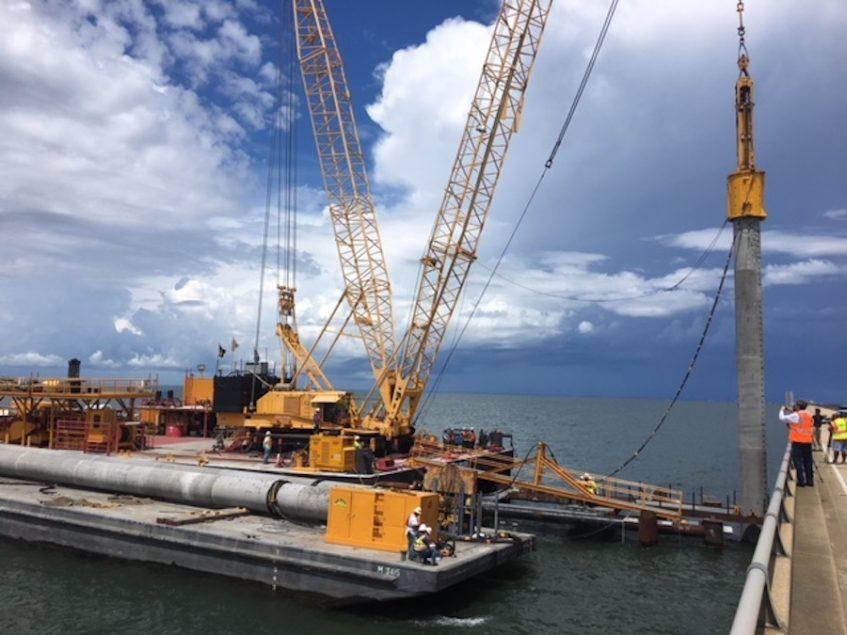 Lake Pontchartrain Causeway Bridge Set For $100M In Safety Improvements image