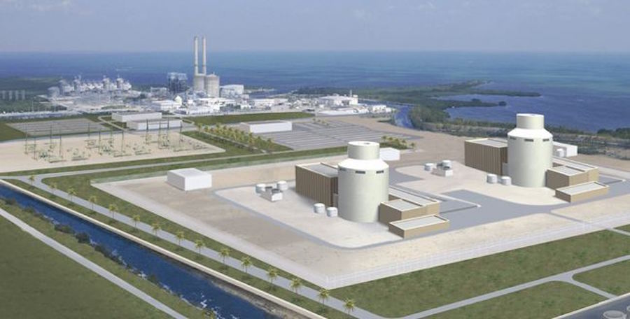 New Kink in Florida Nuclear Plant Expansion