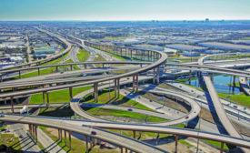 Highway in Dallas