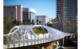 Long Beach Seaside Bridge