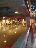 Lower Wacker Drive Flooded in Chicago