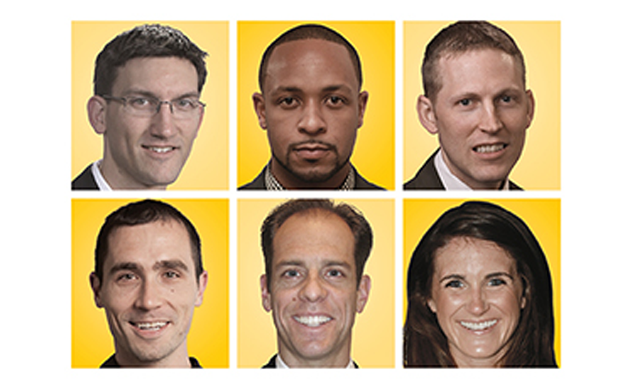 Top 20 Under 40 honorees