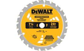 DEWALT 71⁄4-in. blades
