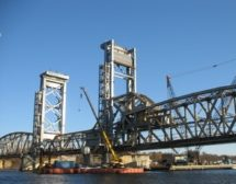 Thames River Bridge replacement project was one of several projects in Connecticut where a bridge inspector with faked credentials worked