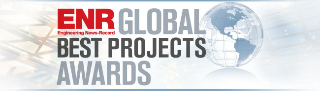 ENR Global Best Projects Awards 2016