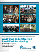 ABA Forum on Construction Law