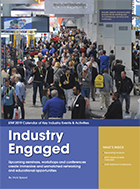 ENR 2019 Calendar of Key Industry Events & Activities