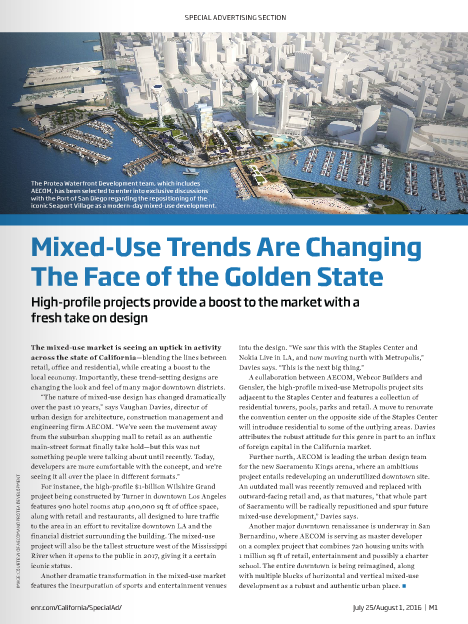 Mixed Use Trends