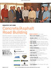Concrete/Asphalt Road Building