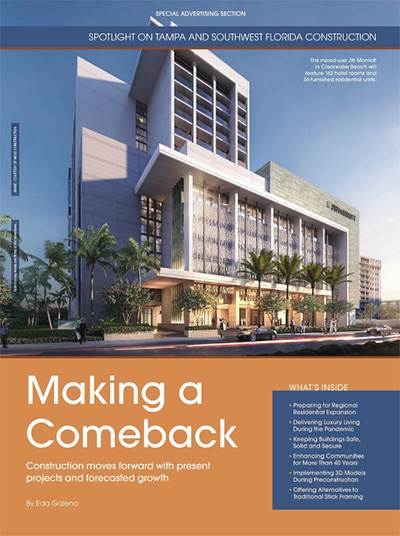 Spotlight on Tampa and Southwest Florida Construction
