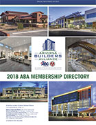 2018 Arizona Builders Alliance Directory