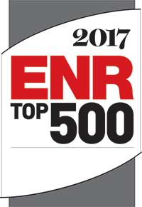 ENR 2017 Top 500 Design Firms 1100