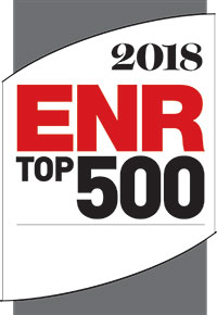 ENR 2018 Top 500 Design Firms