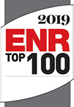 ENR 2019 Top 100 Project Delivery Firms