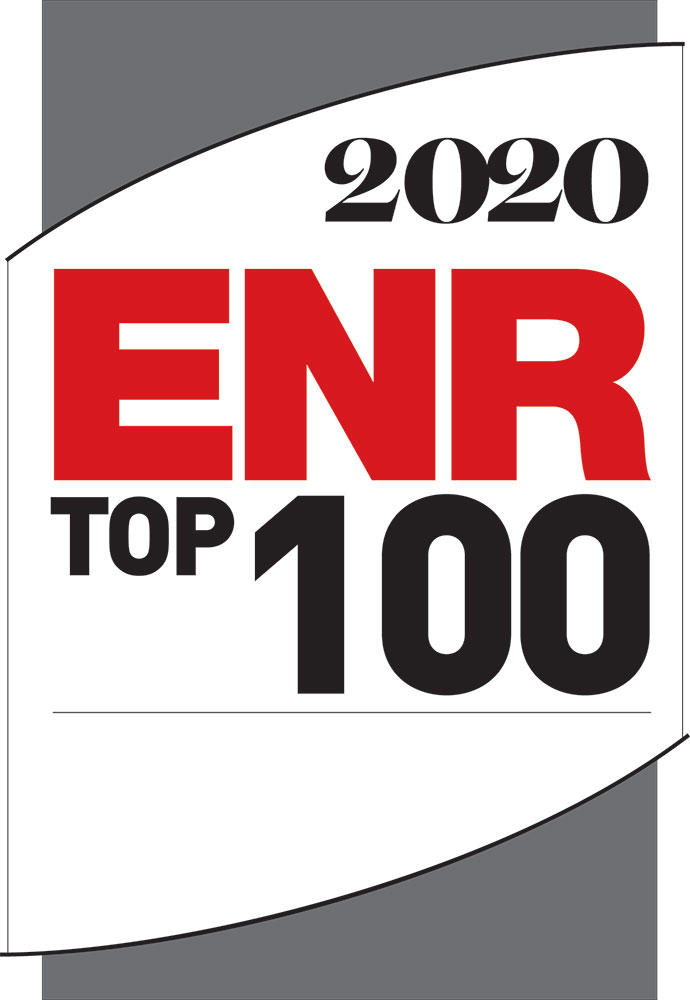 ENR 2020 Top 100 Project Delivery Firms