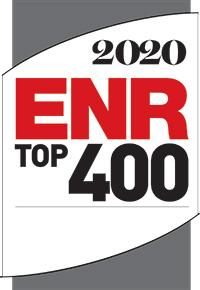 ENR 2020 Top 400 Contractors