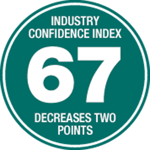 ENR Confidence Index Suffers a Small Drop