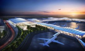 Rendering of SOM KCI Design