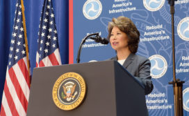 Elaine Chao Steps Down