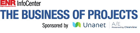 The business of projects logo